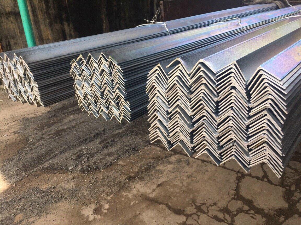 sắt thép hình V giá sỉ