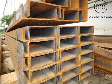 thép hình U được sử dụng chủ yếu trong những lĩnh vực dân dụng và công nghiệp.